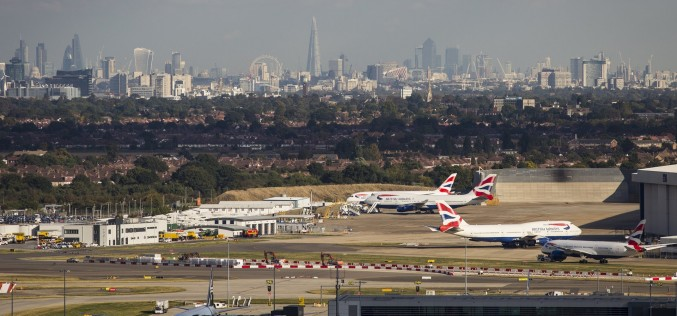 Heathrow £18.6bn planning application underway