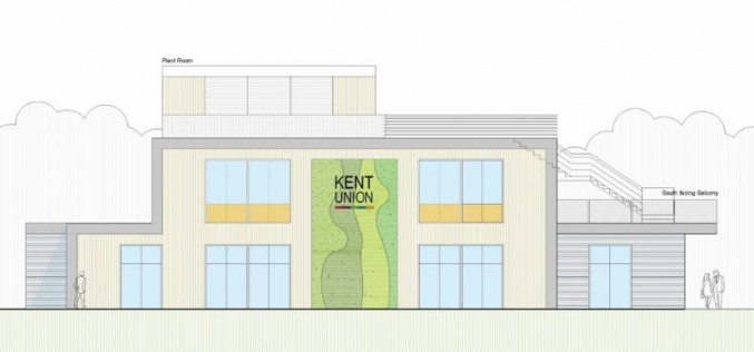 Jenner's New Project: Parkwood Building, Kent Union