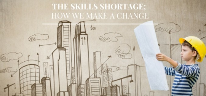 How Can We Affect The Skills Shortage?