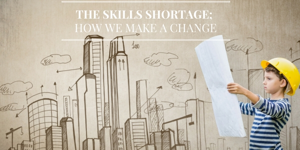 THE SKILLS SHORTAGE