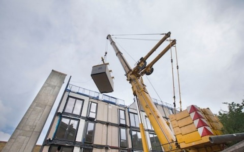 Kent was named of the UK's pre-fab home hotspots