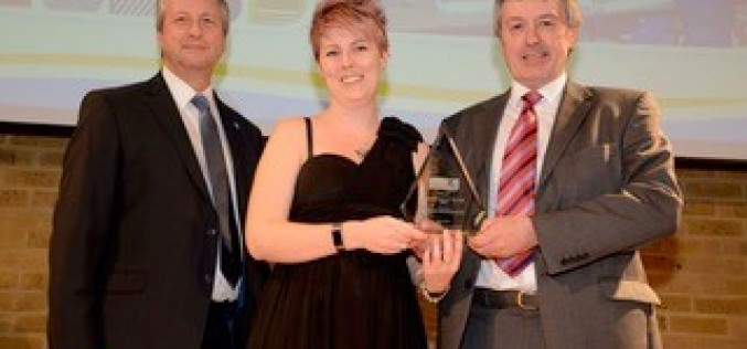 Waterloo Air Products have won Manufacturer of the Year award