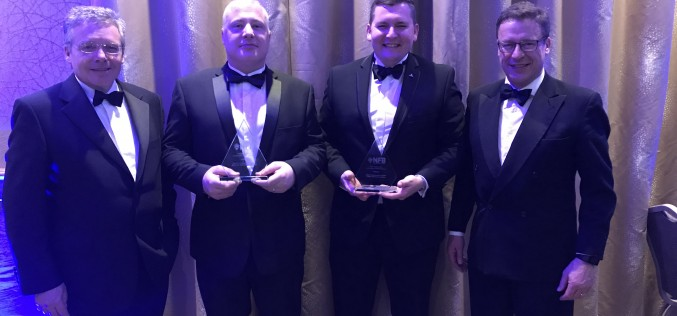 Baxall have double NFB Award Success